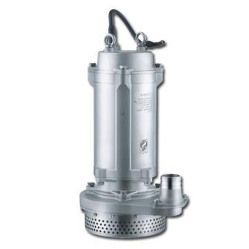 新界 QDX10-16-0.75S Q(D)X-S系列全不锈钢304小型潜水排污泵,标配电缆8米