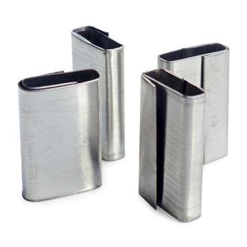 西域推荐 PP手工打包带铁扣, 18*30*5mm 100个/包