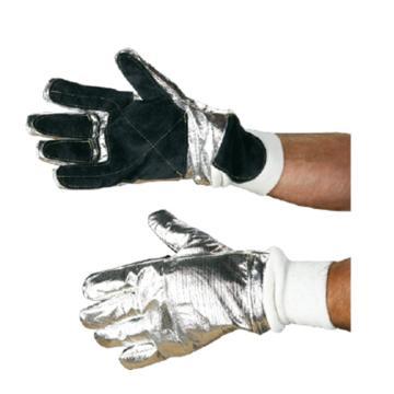 雷克兰 救火手套, NFPA认证;镀铝/双