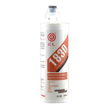 回天 高性能丙烯酸结构胶,1830,490ml/瓶