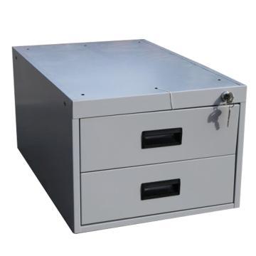 天钢 标准型吊柜,高H*宽W*深D:297*400*607 抽屉荷重(kg):50,ES-13021