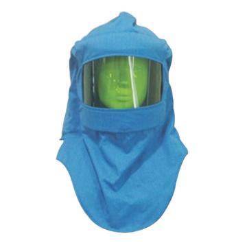 圣欧 防电弧头罩,ARC12-HDE01,12.7cal标准防电弧服面屏含绿屏