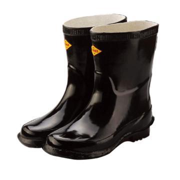 安全牌 绝缘靴,ZX025-43,25KV