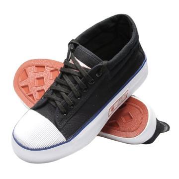 安全牌 绝缘鞋,Z015-1-40,15KV绝缘 黑色