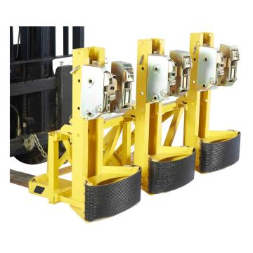 汉利 三桶重型桶夹,额定载荷(kg):3000 长*宽*高(mm):855*1640*990,3DCM