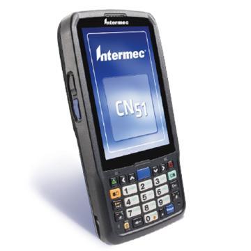 霍尼韦尔 Intermec CN51数据采集器 ,不含:底座、通讯线、电池四联充、备用电池单位:台