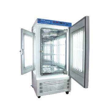 慧泰 光照培养箱,无氟环保,液晶显示,控温:有光照:10~50℃无光照:4~50℃,150L,工作室:500x400x750mm,HgZ-150
