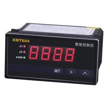 智能控制变送仪(测温),XMT604B输入:AC220V,输出:DC4-20MA