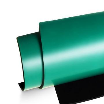 爱柯部落 舒伦防静电台垫,0.8m×10M×2mm,单位:片