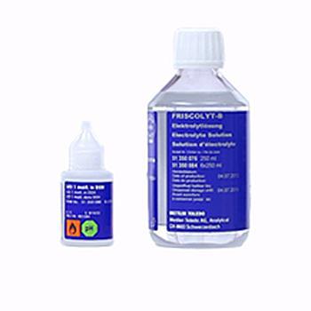 梅特勒 3M KCI溶液,含AgCL饱和溶液1瓶x250mL,51350074