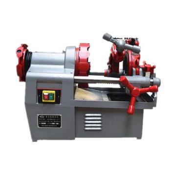 力士套丝机,电动套丝机1/2-2英寸,QT2-AII,含一套刀头