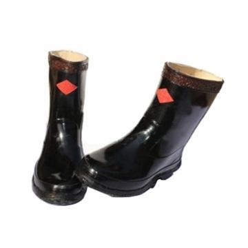 双安 绝缘靴,电绝缘防滑 30KV 38