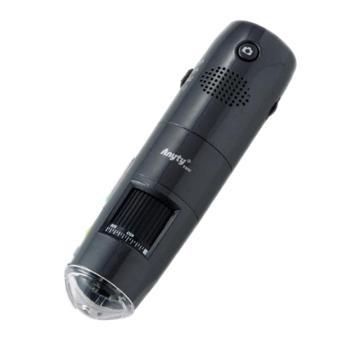 艾尼提 ANYTY WIFI无线数码显微镜,130万像素,500X/600X,带测量软件,拍照、存储、录像