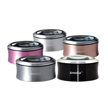艾尼提 ANYTY 充电放大镜,按压开关,直径90mm,3颗LED灯,5倍放大