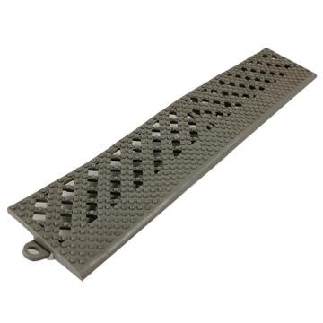 爱柯部落地垫边条,疏水防滑拼块,5*30cm 单位:片