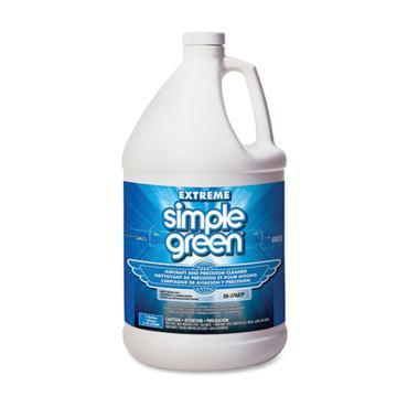 SimpleGreen 航太精密清洗剂,13406,1加仑桶装