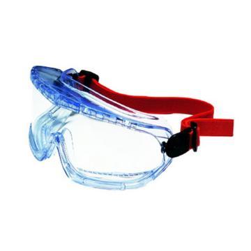 霍尼韦尔Honeywell 护目镜,1006193,PC镜片,间接通风 防雾