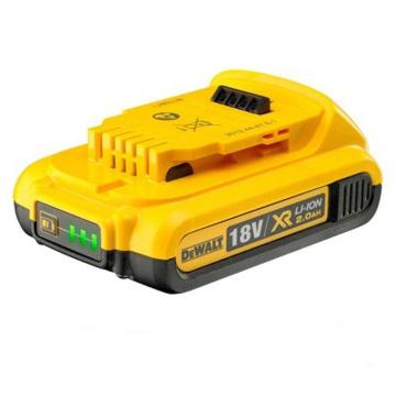 得伟锂电池,18V 2.0Ah,DCB183