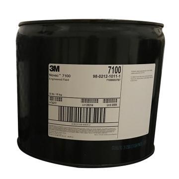 3M 氟化液,NOVEC 7100,15KG/瓶