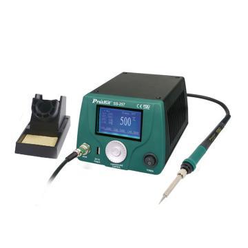 宝工 Pro'skit LCD 智能型温控焊台,SS-257H