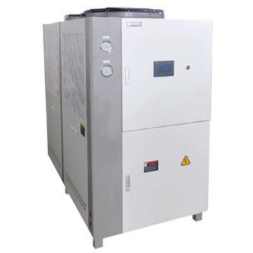 康赛 工业油冷却机,COA-35,制冷量35KW,380V/3ph/50Hz,R22/R407C