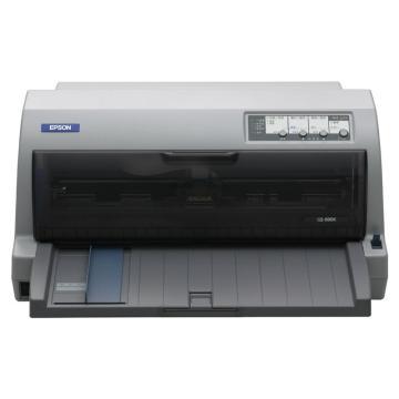 爱普生(EPSON)针式打印机,LQ-690K(106列平推式)单位:台