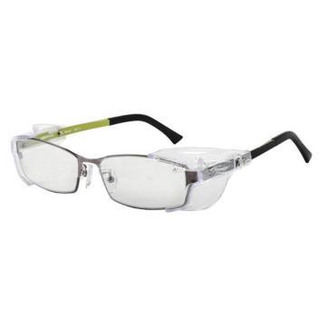 worksafe 安全近视眼镜,E429尺寸53 侧翼防护 600度到1000度,60200266 瞳距64-68,需提供验光单