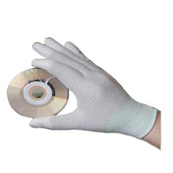 安森 防静电手套,PU811-M,防静电PU尼龙涂指手套,300的倍数订货