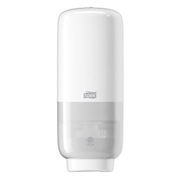 多康(TORK)白色自动感应型泡沫洗手液分配器,561600 1个/箱