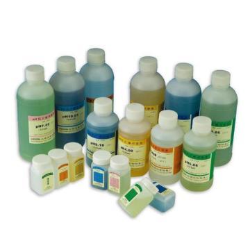 pH缓冲液,pH4.00 校正缓冲溶液,250ml/瓶 3瓶/盒 1盒起订