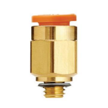 SMC 英制尺寸螺纹直通快插,KQ2H01-32A,按10的倍数售卖