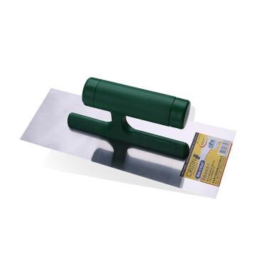 克里斯汀专家级高抛光抹泥刀,215mmx90mm,碳钢防锈处理,D8318