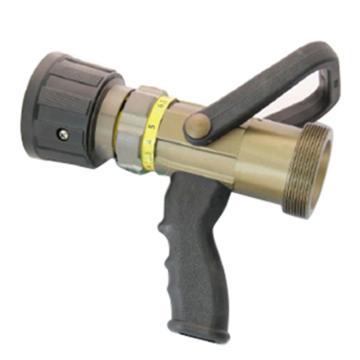 沱雨 QLD8FA型多功能无后坐力消防水枪,口径65mm