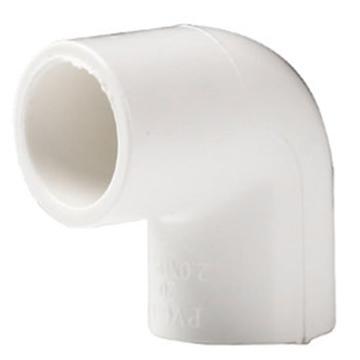 万鑫军联/WXJL 国标U-PVC排水管件 90°弯头,50mm
