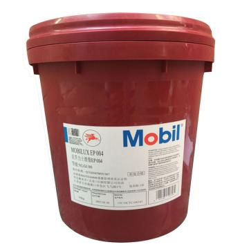 美孚 润滑脂,力士滑脂EP系列,Mobilux EP 004,16KG/桶