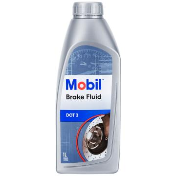 美孚 刹车油,DOT3 ,1L/瓶