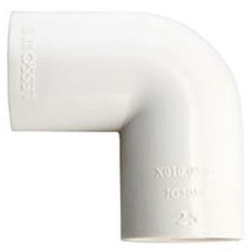 4分(饮用水管型)PVC管弯头