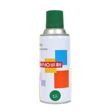 三和 自喷漆,葱绿 350ml,12罐/箱