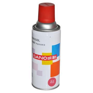 三和 自喷漆,桃红 350ml/瓶 ,12瓶/箱