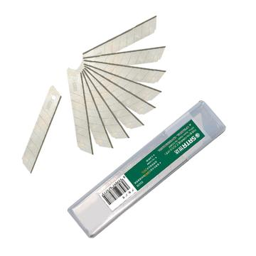 世达美工刀刀片,10件套 8节18x100mm, 93436