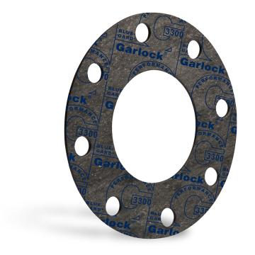"Garlock BLUE-GARD 3300 高性能无石棉板材 60""x60""x1/16""英寸(1500*1500*1.6mm)"
