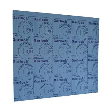 "Garlock BLUE-GARD 3000 高性能无石棉板材 30""x30""x1/32""英寸(750*750*0.8mm)"