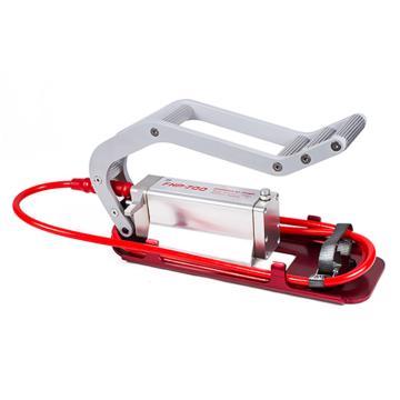 贝特脚踏、手动两用液压泵,储油量1L出力700bar,FHP-700