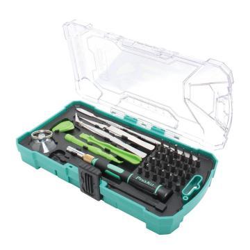 宝工 手机平板维修工具套装,精密起子组螺丝刀套装,SD-9326M