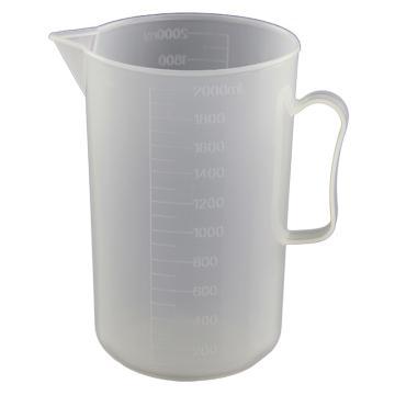 塑料量杯,2000ml,1个