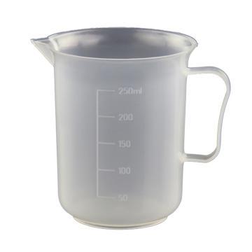 塑料量杯,250ml,5个/包,售完即止