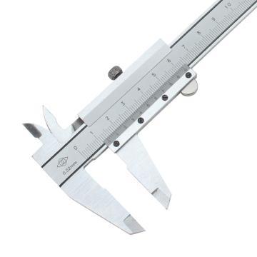 哈量 游标卡尺,0-200mm,601-02S,不含第三方检测