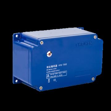 菲舍 地址编码器,防护等级:IP67通讯接口 RS-485,HYQ-7502