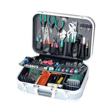 宝工 Pro'skitABS专业电工维修工具组,99件组,1PK-2009B-1
