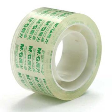 晨光 M&G 透明胶带,AJD97324 24mm*18y 6卷/筒 单位:筒